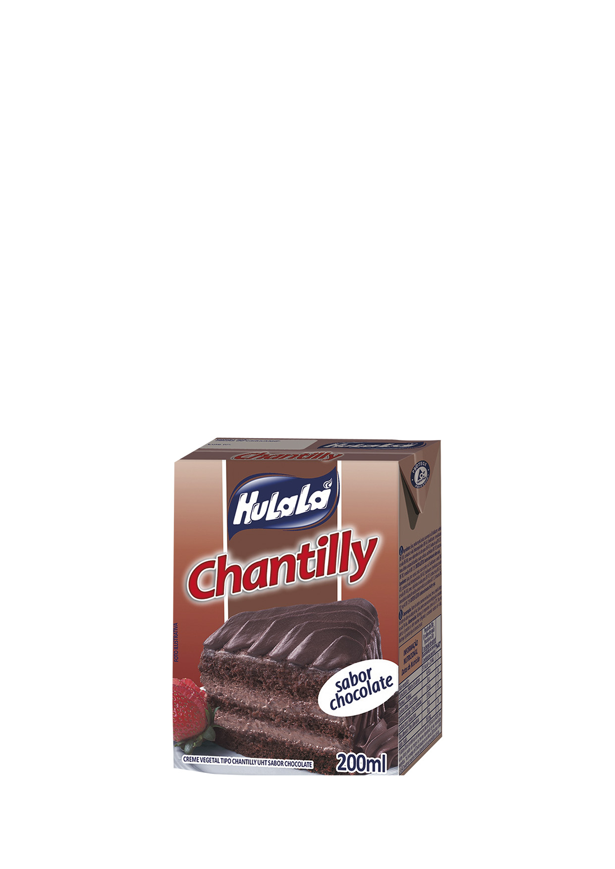 CHANTILLY CHOCOLATE 200ml