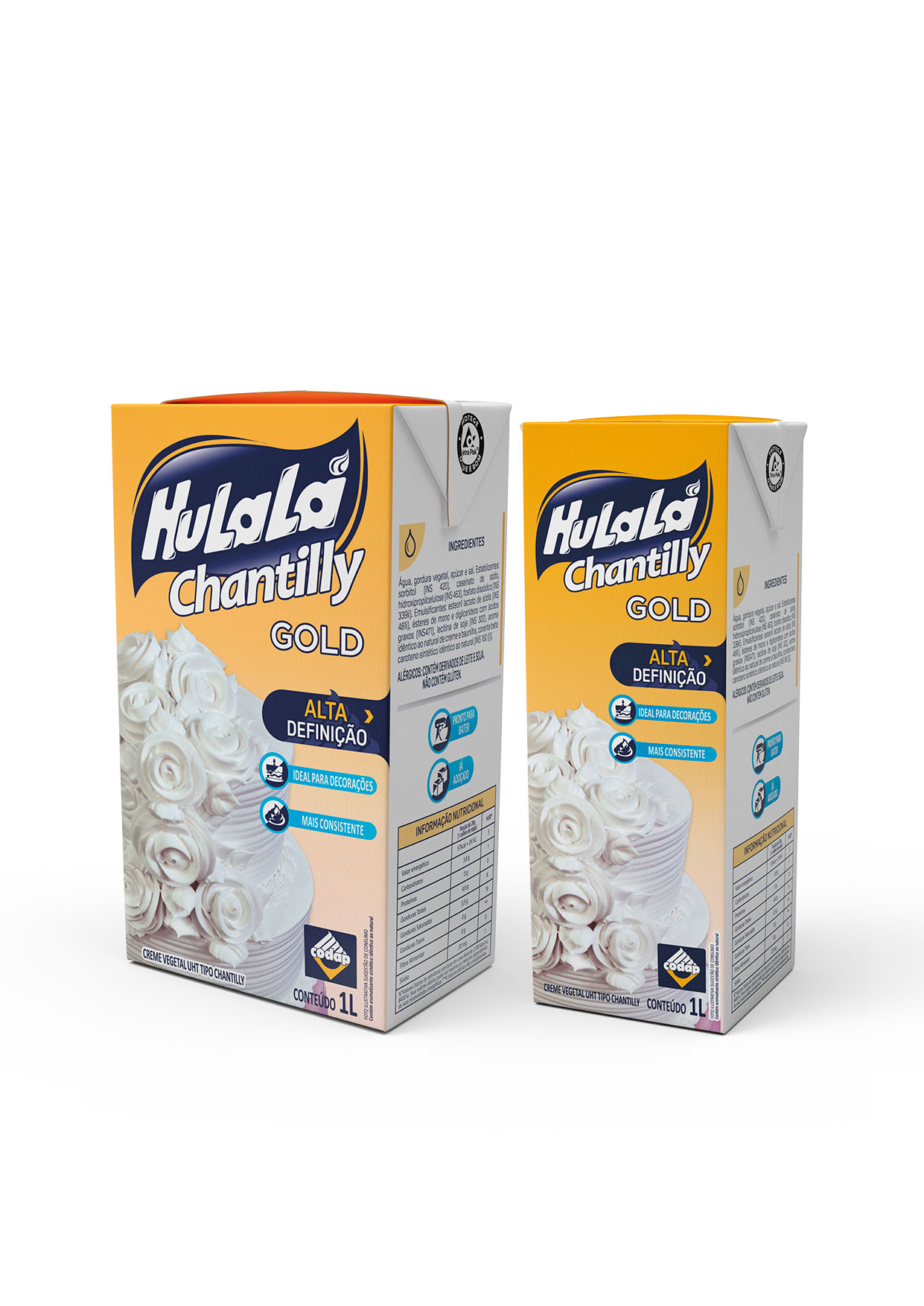 CHANTILLY HULALÁ GOLD