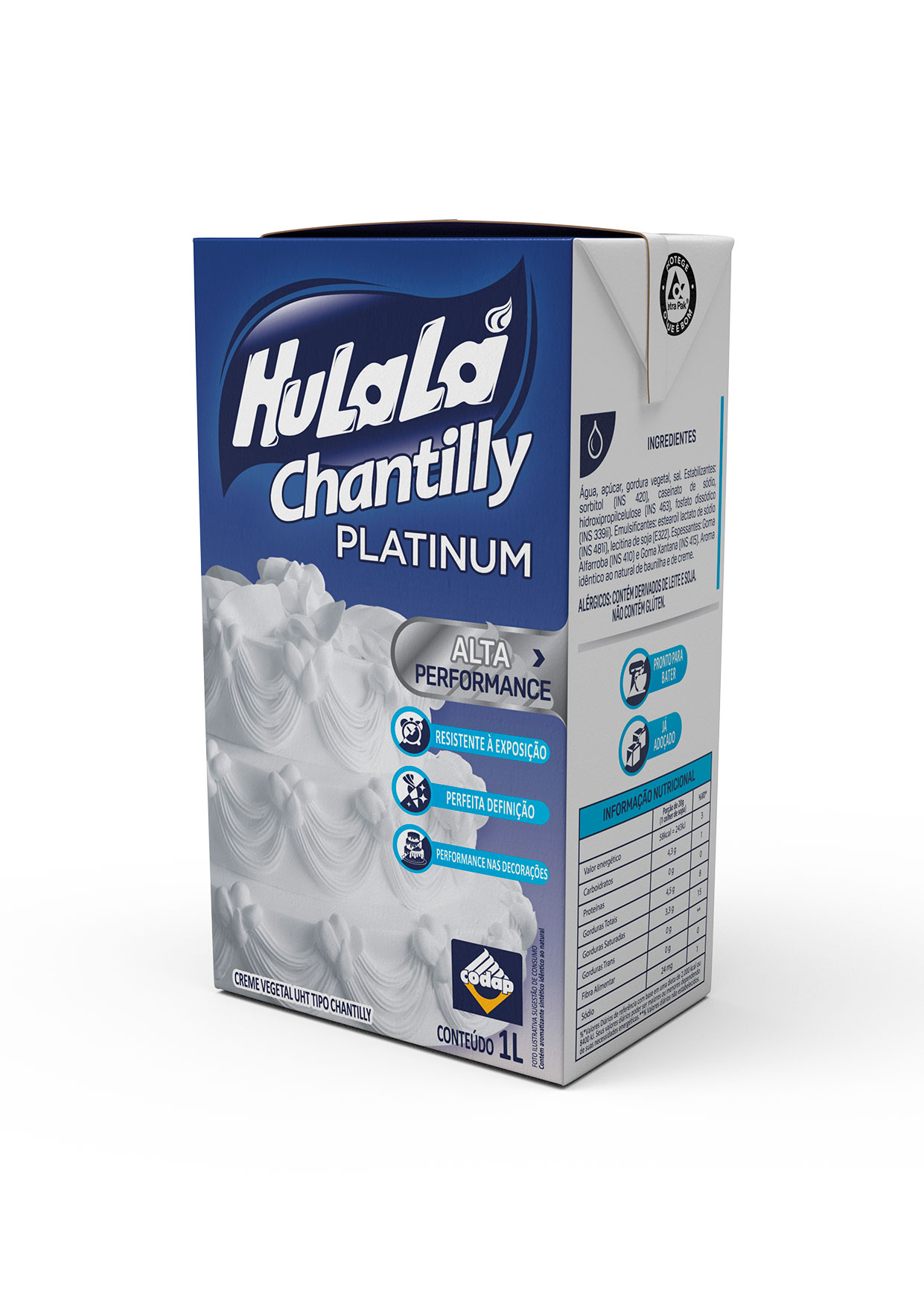CHANTILLY HULALÁ PLATINUM